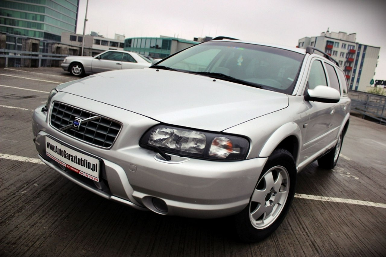 V70 2.4T 200KM!! Cross Country*AWD*Automat*Skóra*Navi!!